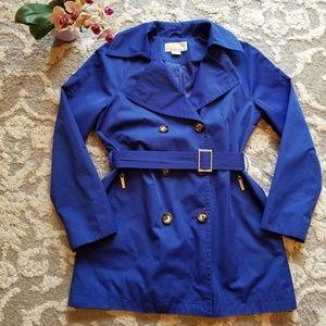 Michael Kors Trench Jacket Size Medium